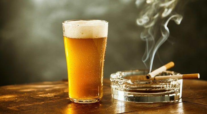 お酒、タバコは無理にやめなくても良い!!